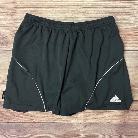 Women's Adidas Clima365 shorts; medium